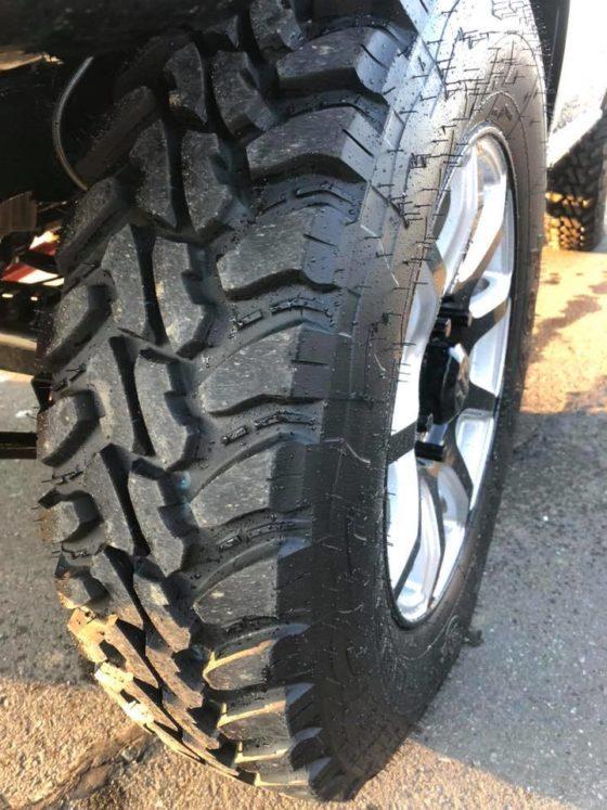 今日は、TOYOタイヤさんのジムニー専用M/Tタイヤの開発テスト走行に行ってきました‼️