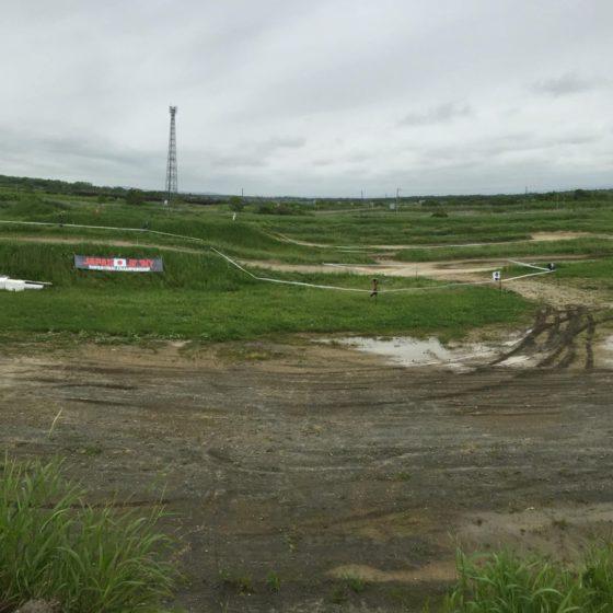 JSTC北海道 コースだいたい完成‼️