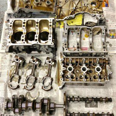 JA22 K6A 程度の良いエンジン入荷!