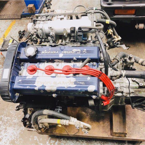 来年のデモカーはJB33
