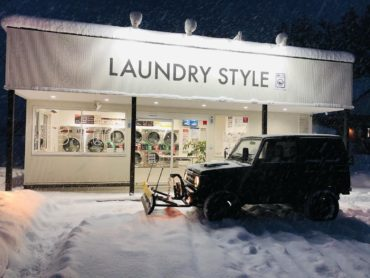 ジムニー除雪機を納車しました